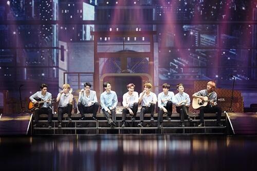 EXO将发行第三张正规专辑改版专辑 志在百万销量