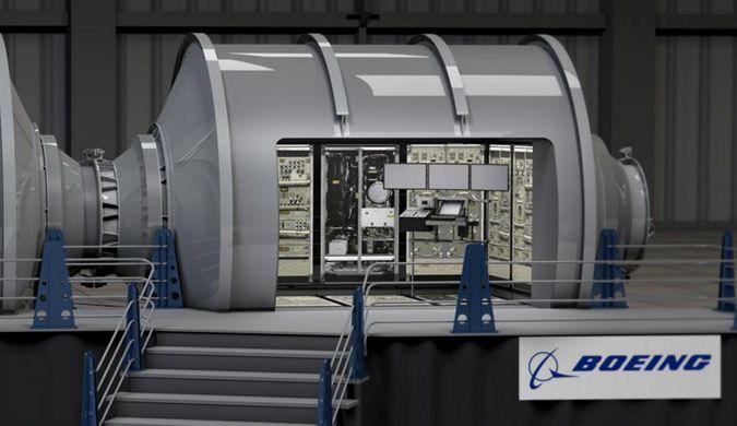 NASA设计新型太空舱 计划先在地球进行测试