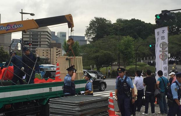8-15直击靖国神社:日本离战争更近还是更远?