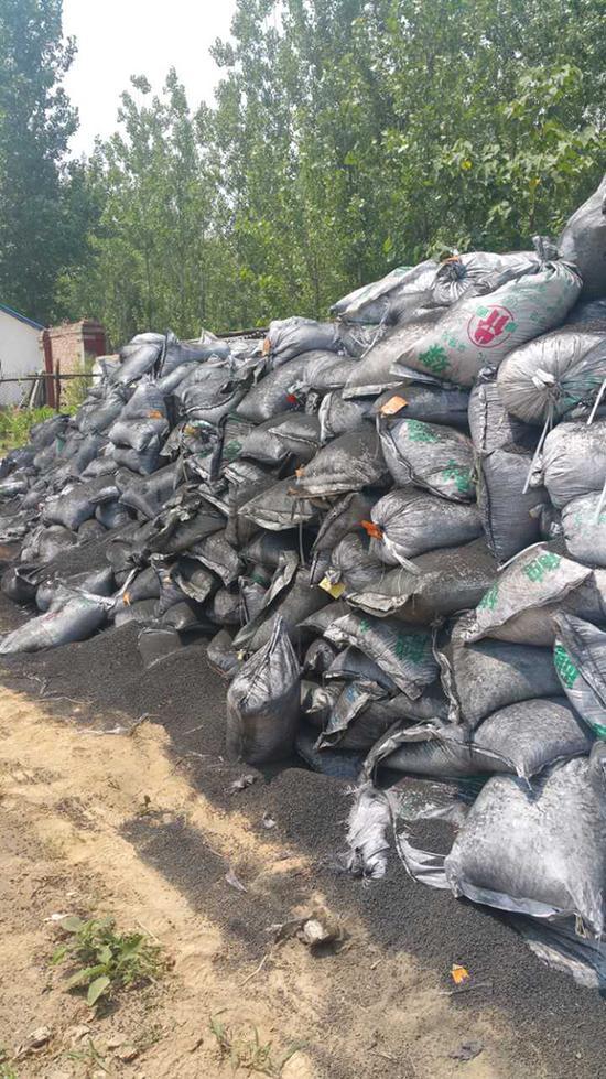 39吨含汞危废倾倒河南两个月 环保部促运走无果