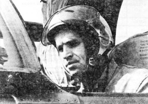 1973年美机侵入苏联领空 军机发生惨烈相撞