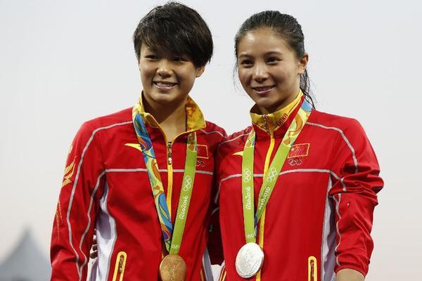 何姿奥运现场被求婚 与秦凯相恋近6年