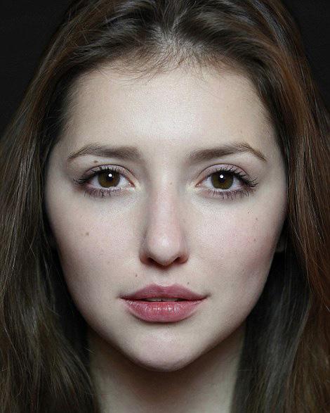俄罗斯的33岁摄影师纳塔利娅伊万诺娃