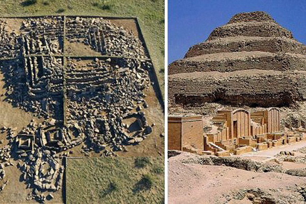 大发现!世界首座金字塔竟出现在哈萨克斯坦