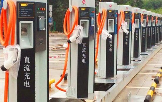 公共充电桩不仅要多也要更便捷