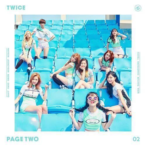 TWICE专辑销量破15万张 创韩女团今年最高纪录