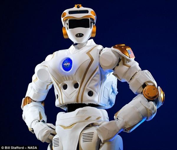 NASA招募团队研发机器人 助宇航员进行火星任务