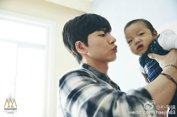 朴海镇资助中国儿童手术费 手术成功