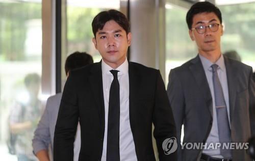Super Junior强仁醉驾案开审 承认指控称会反省