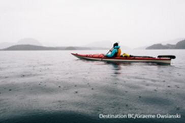流浪去一座小岛——关于一只皮划艇的大航海时代