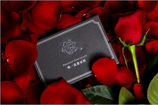 语音说爱,roseonly爱的留言浪漫升级