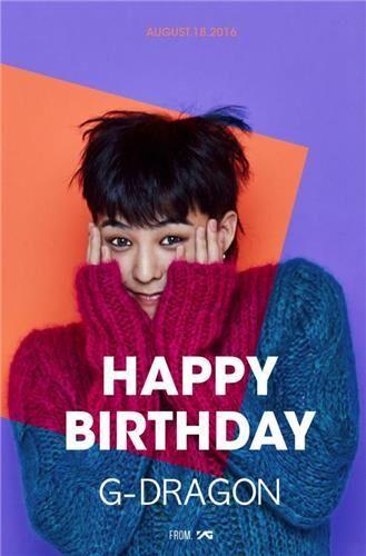 BIGBANG权志龙生日捐赠难民50万元