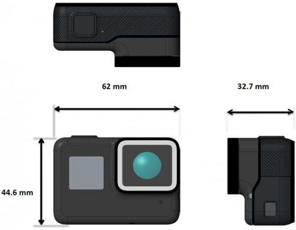 GoPro HERO5部分规格曝光