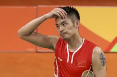 无缘奖牌!羽毛球男单铜牌战林丹遭逆转