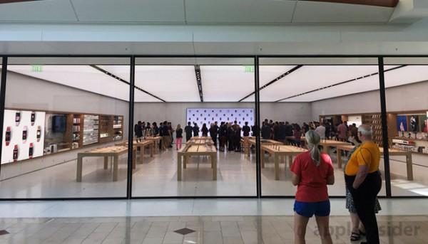 """苹果安纳波利斯零售店""""下一代""""设计风格这么赞"""