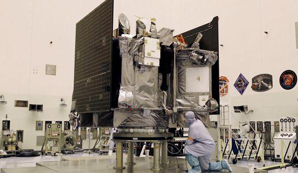 美国将发射小型航天器 从小行星带回样本