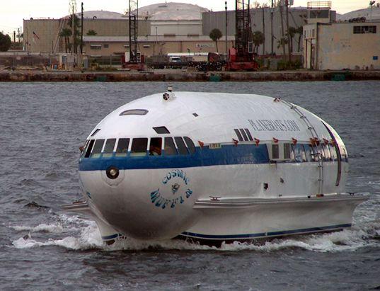 小山带你看:这些奇形怪状的游艇你见过吗?