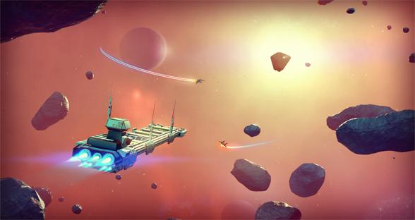 惊艳!《无人深空》中最壮美的十大星球