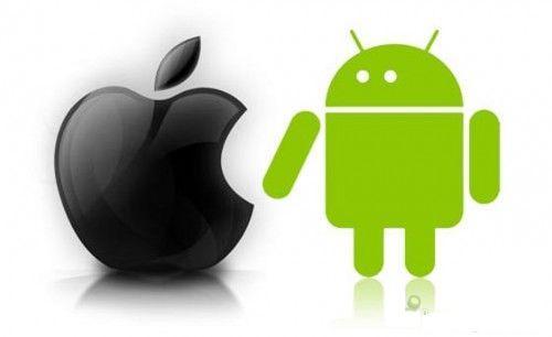 安卓苹果系统占绝对优势 中国智能机势头大好