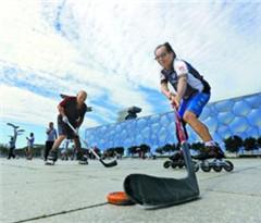 北京奥运场教学开放两不误