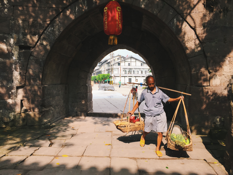 重庆合川涞滩古镇_第1页_我想去旅行_旅游_西祠胡同