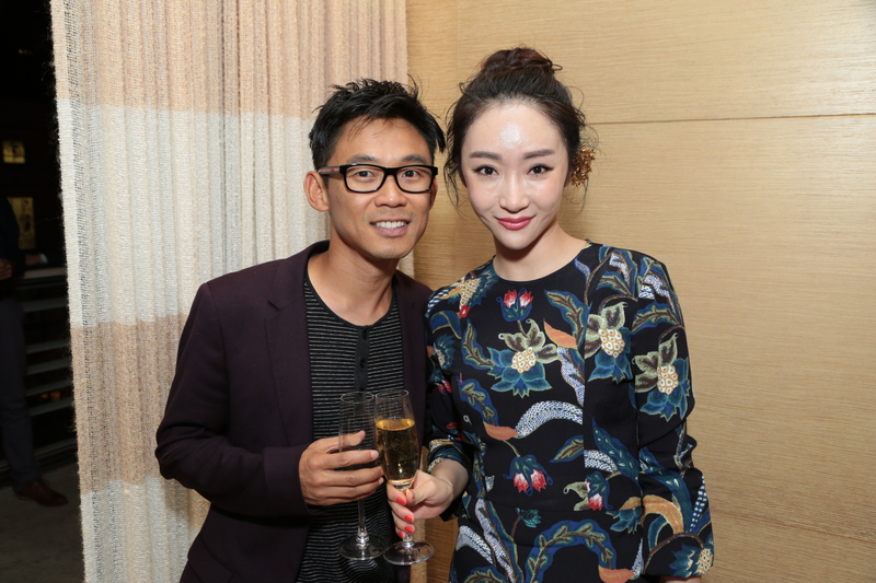 Starlight Media签约导演温子仁及制片人纽曼