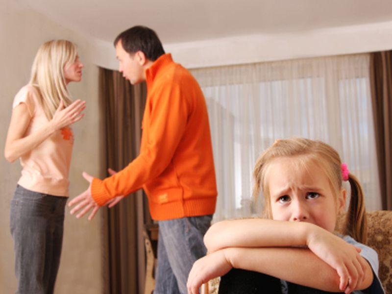 研究显示美国夫妻寒暑假后陷离婚高峰期