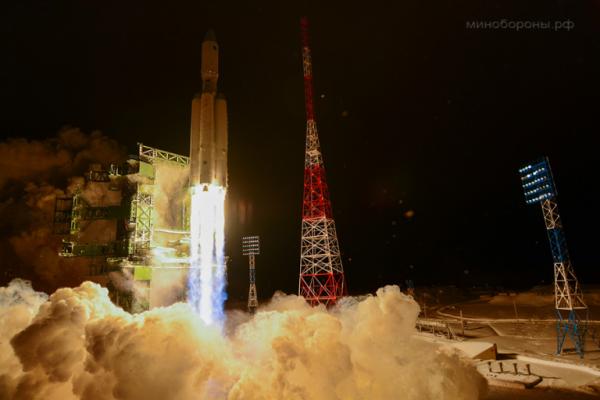 俄罗斯着手设计全球最大超重型运载火箭