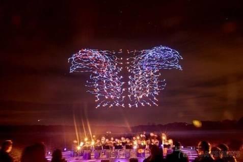 无人机巅峰音乐盛典9月3日将在重庆盛大举行