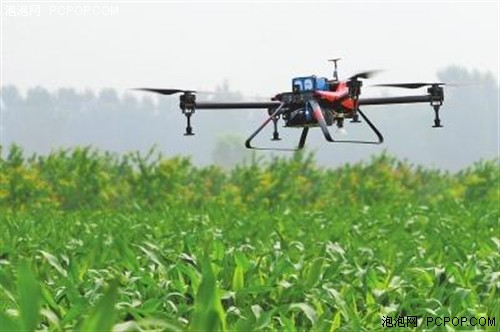 农用无人机在俄新进展