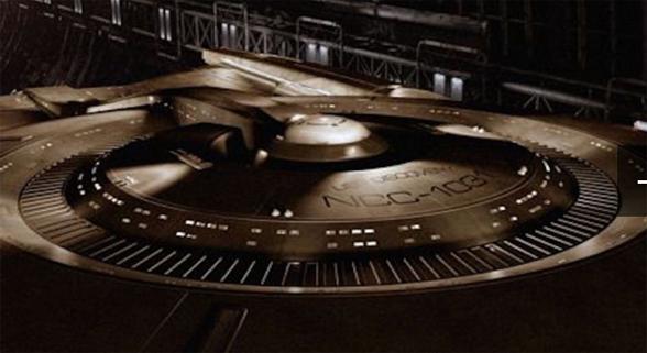 盘点:外媒评《星际迷航》中的26种最强大星舰