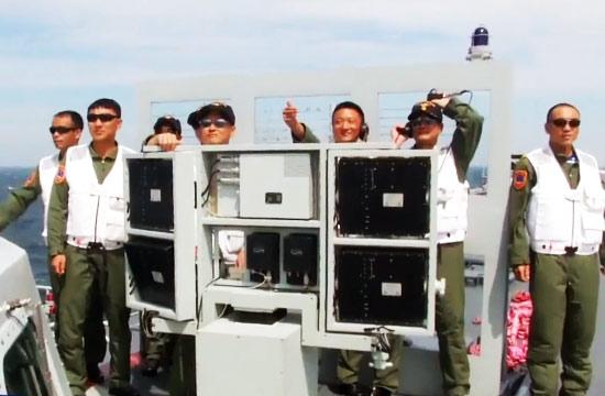 细看中国航母助降器 不比美军差