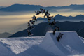 滑雪高手唯美大片