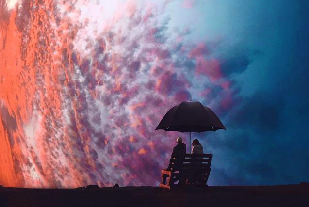 18岁摄影师开普敦震撼拍摄绝美大片