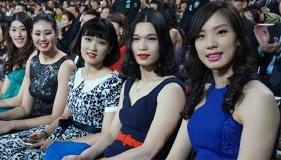 中国女排颜值逆天 惊艳里约奥运赛场