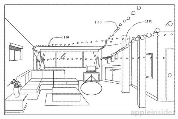 苹果获得增强现实导航专利