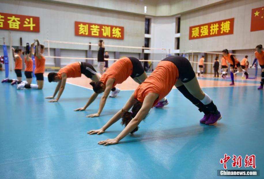 中国女排是这样炼成的