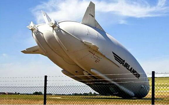 全球最大飞行器