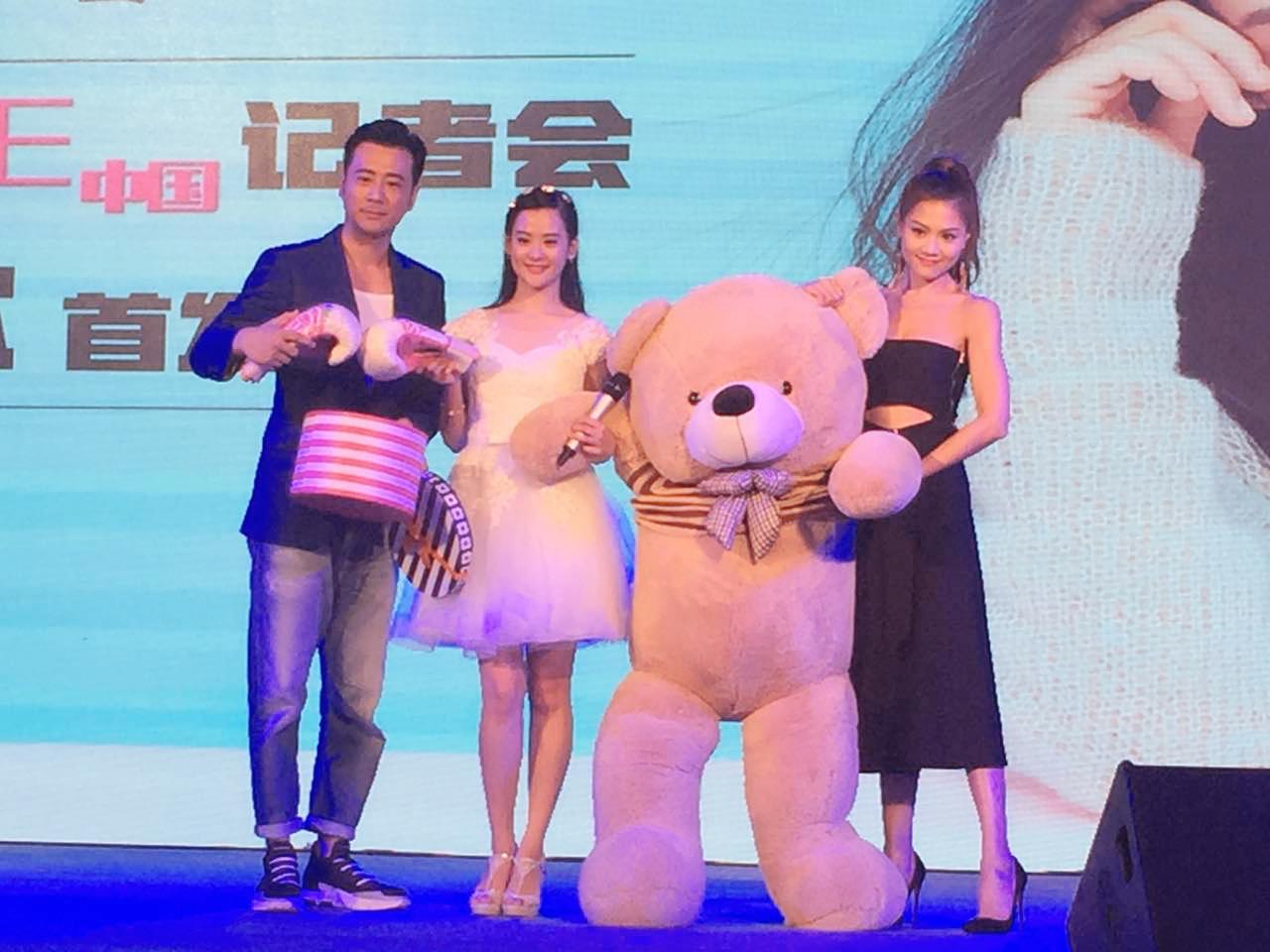 陈永馨加盟GME中国 甜美新歌全球首发