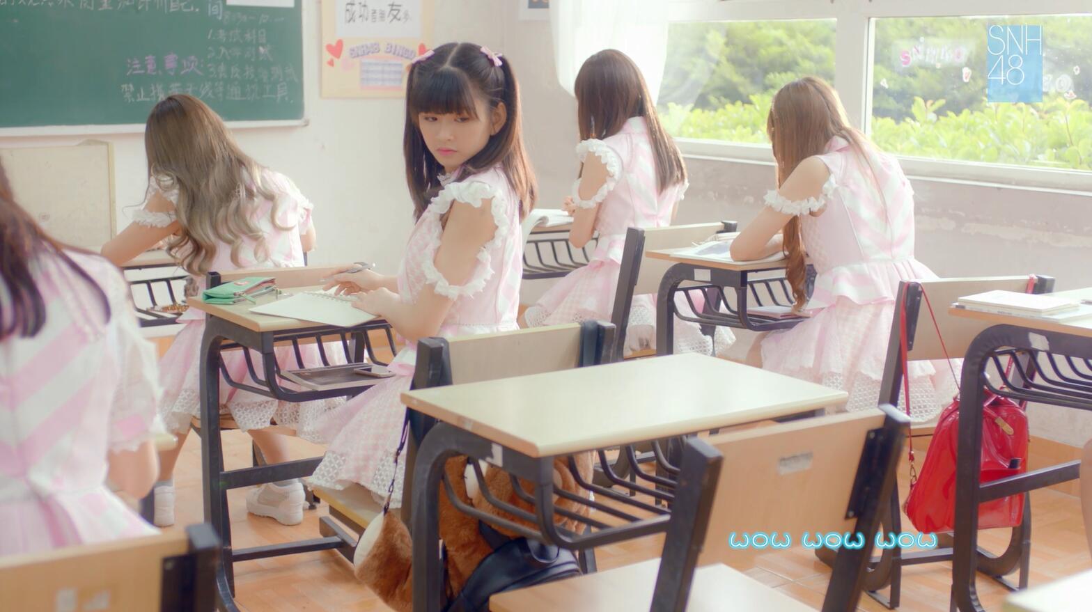 SNH48《BINGO!》MV发布 期盼唐安琪康复归队