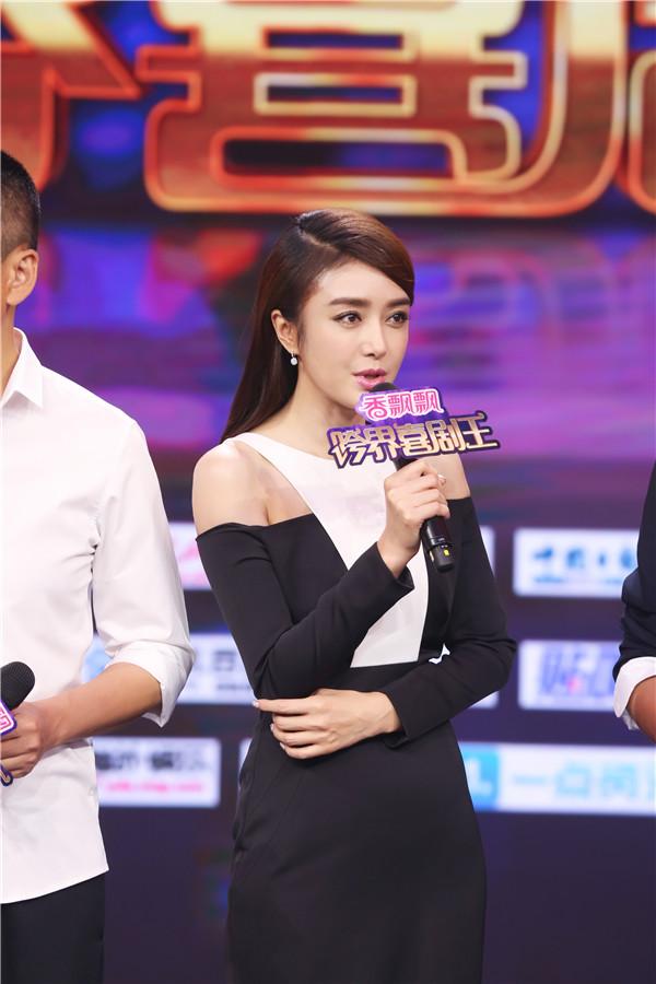 邓亚萍加盟《跨界喜剧王》 世界冠军演小品