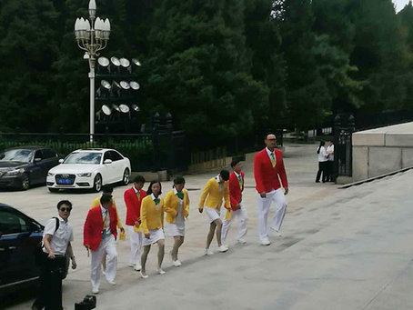 习近平下午将在人民大会堂会见中国奥运代表团