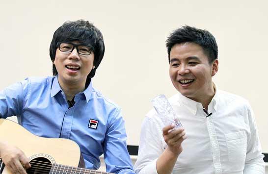 水木年华《青春音乐学院》与学员掏心窝谈梦想