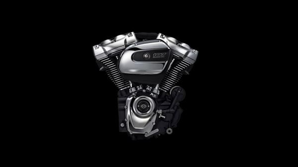 巡航神器!哈雷新引擎发布:震动减75% 扭矩增10%
