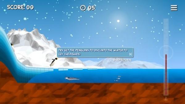 科学家用互动企鹅游戏让更多人了解南极冰流
