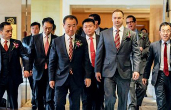 王健林:要把海外消费拉回国