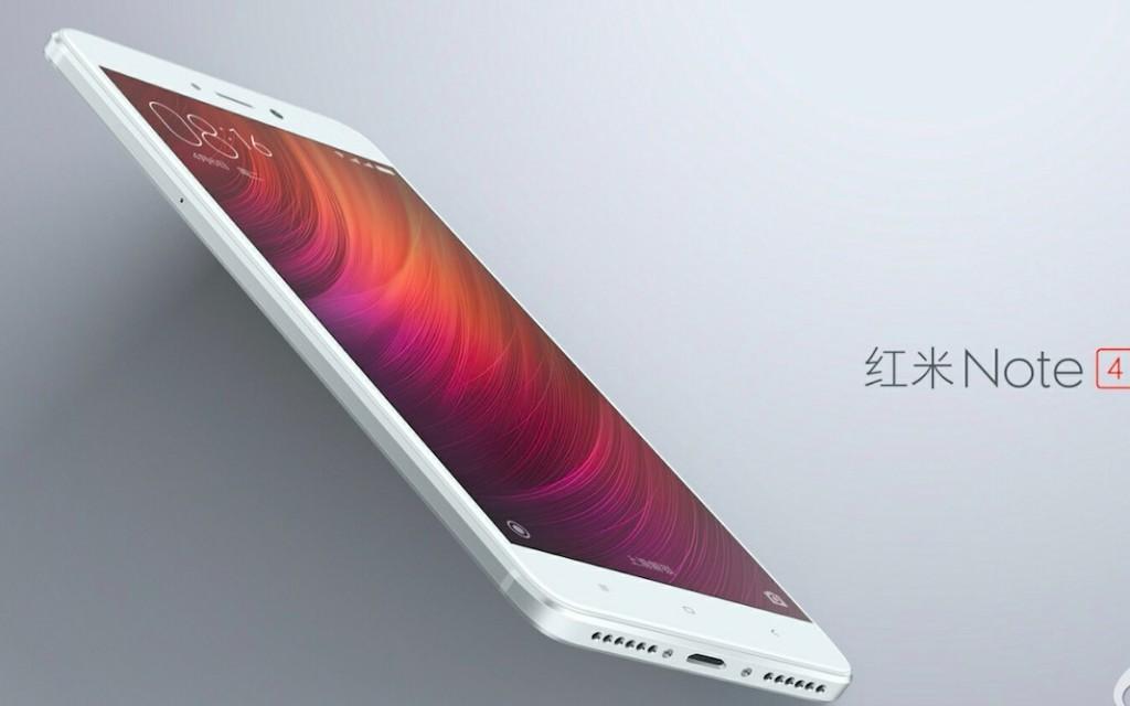 小米发布红米Note 4 手机 引发外媒关注
