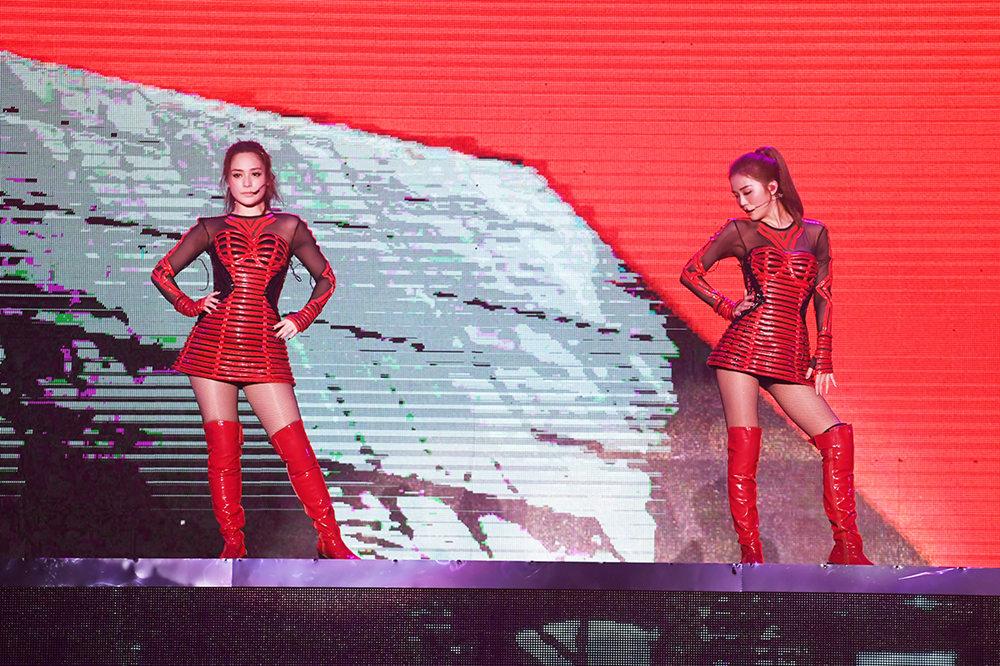 Twins LOL巡演9月三城开唱 深圳演唱会火爆领跑