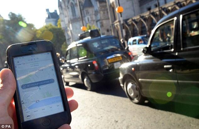 优步在伦敦开通提前订车服务