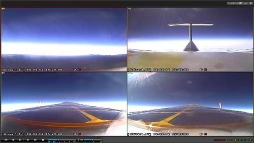 韩国太阳能无人机平流层首飞成功